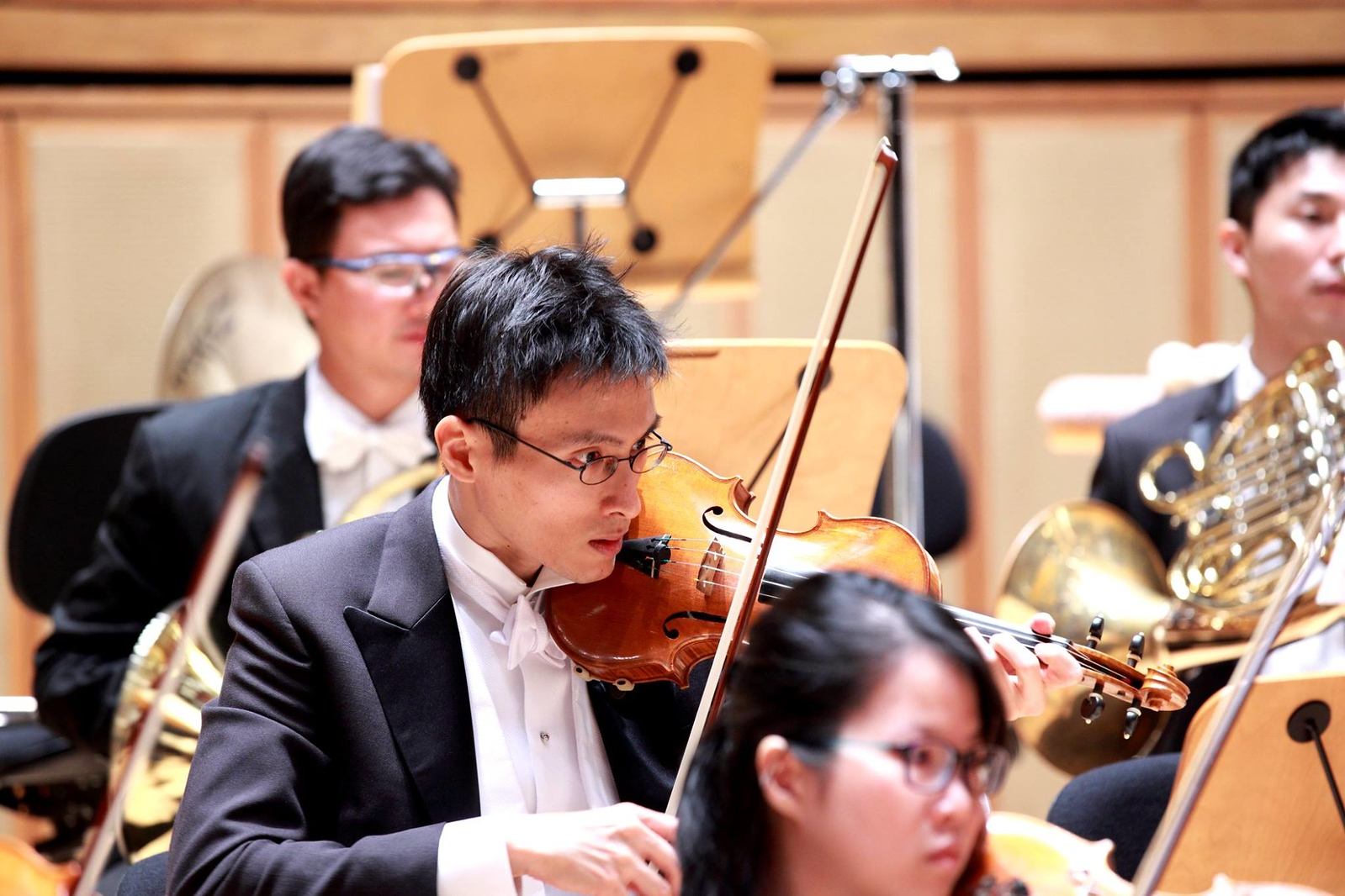 Lin Yangchen Braddell Heights Symphony Orchestra Esplanade Concert Hall
